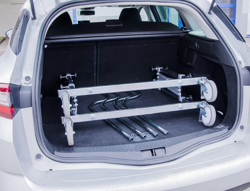 NTools PDR RACK  Mobilny stojak do napraw