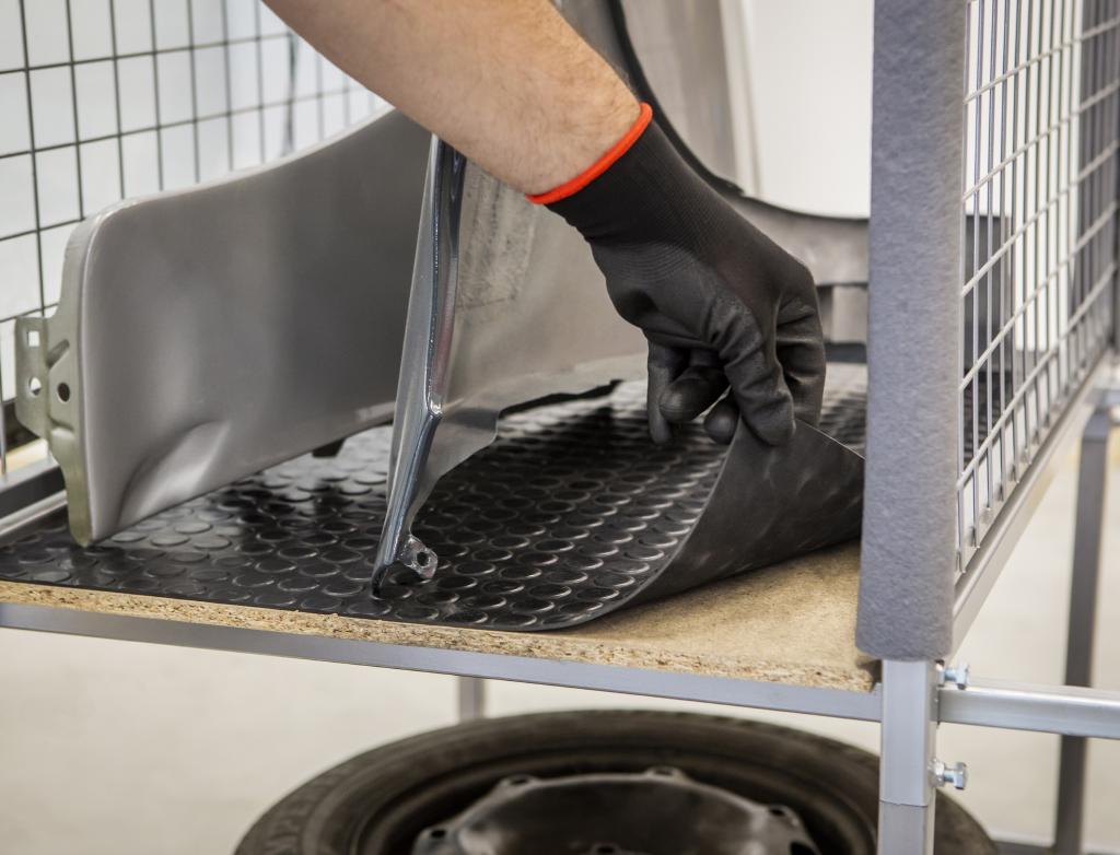 NTools CE Trolley Wózek pomocniczy do elementów karoserii