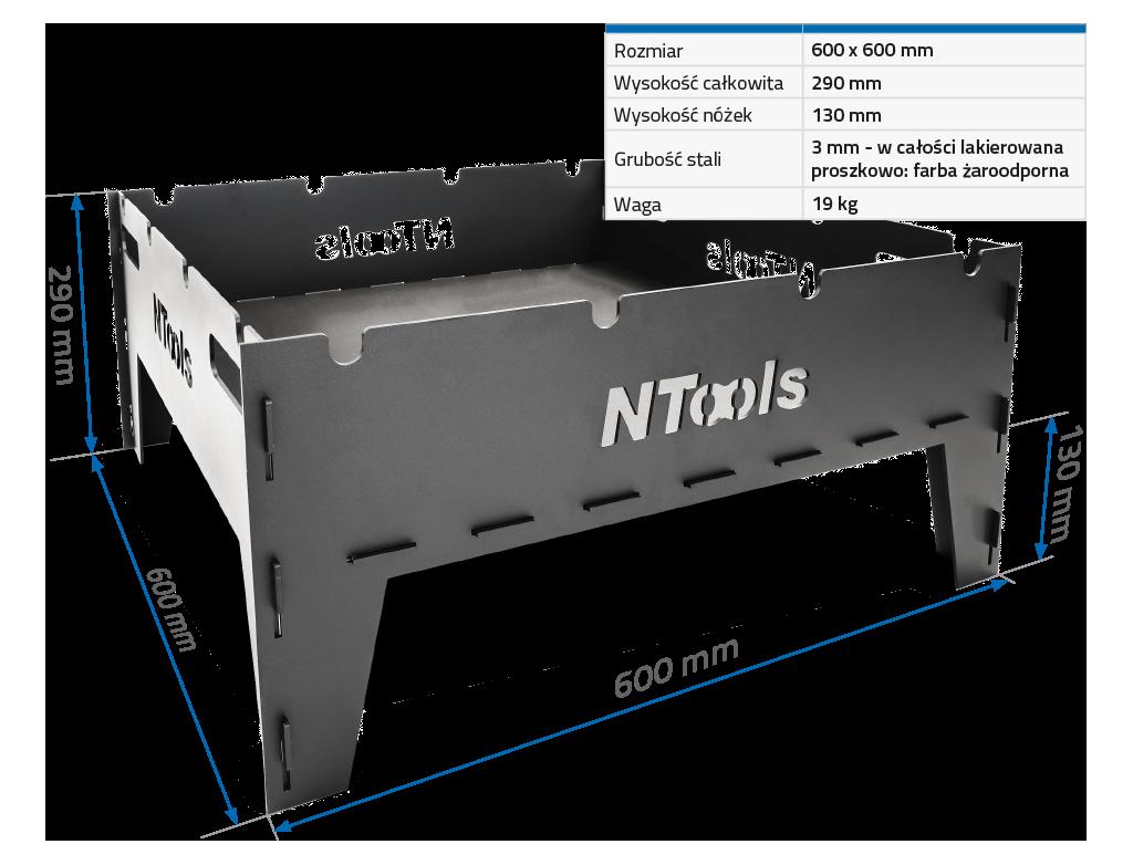 NTools PM601 NTools PM601 - Zestaw promocyjny - Urządzenie polerskie