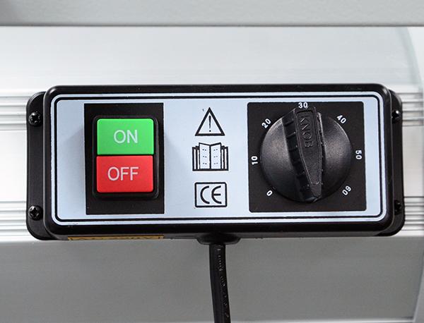 NTools FDS1000 Promiennik 1x1kW z wyłącznikiem czasowym