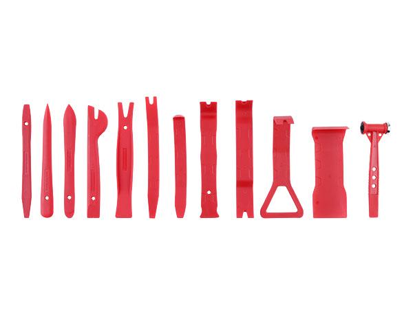 NTools URS12 Zestaw 12 przyrządów do demontażu elementów tapicerki