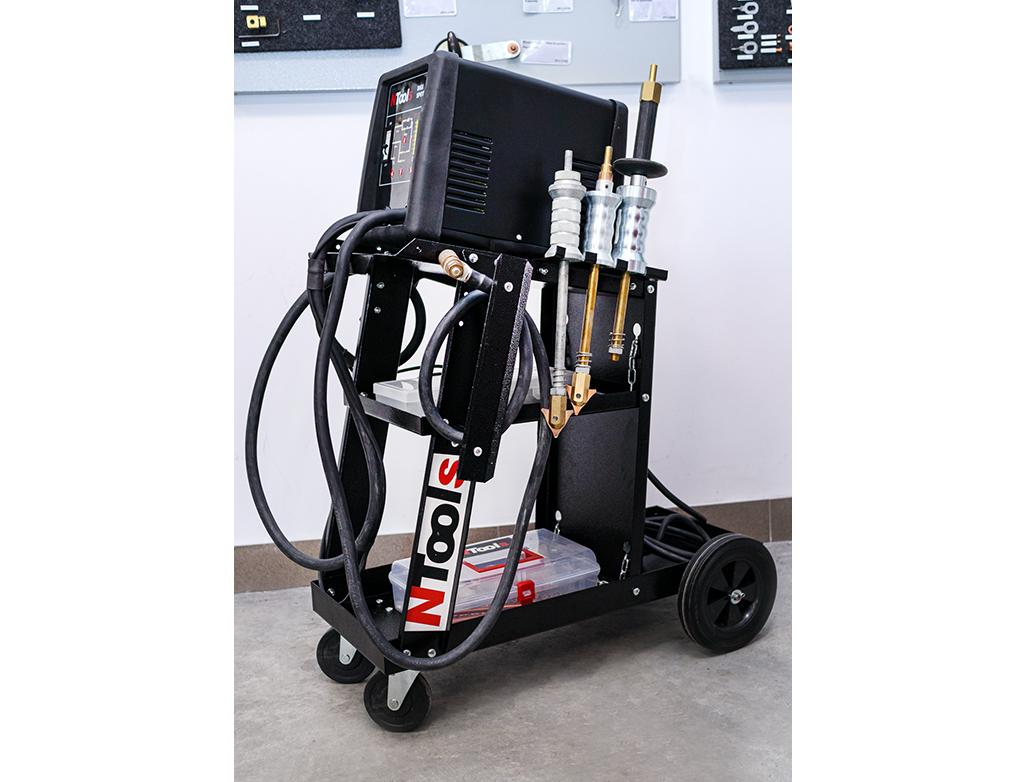 NTools WZ80 Wózek do spotera i urządzeń spawalniczych