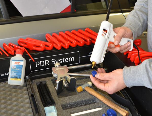 NTools Puller Set  Zestaw do usuwania wgnieceń