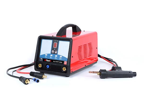 NTools ALU SPOT 3000 Spoter kompaktowy z akcesoriami