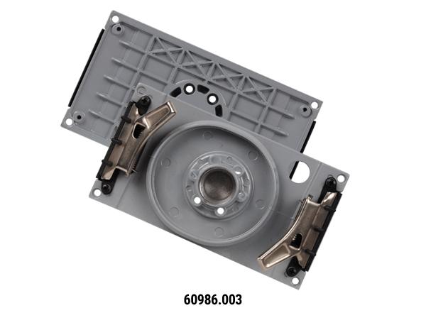 RUPES PRR i PNR Płyty robocze i płyty nośne do szlifierek wibracyjnych (SL/SLP, SSPF, LE/RE, LS/RS DELTA)