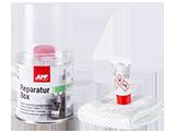 APP Reparatur Box Zestaw naprawczy żywica + tkanina