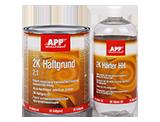 APP 2K Haftgrund 2:1 + Harter Grunt reagujący kwasoutwardzalny dwuskładnikowy + utwardzacz