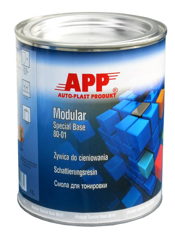 APP Modular Special Base Lakier specjalny - żywica