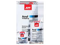 APP Acryl Verdunnung Rozcieńczalnik do wyrobów akrylowych i lakierów bazowych