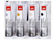 APP MS Polymer Polimerowa masa natryskowa