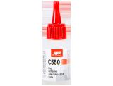 APP C550 Klej cyjanowo-akrylowy do gumy i tworzyw