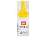 APP C610 Klej cyjanowo-akrylowy do gumy, tworzyw i metalu