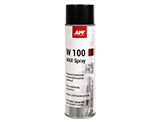 APP W100 WAX Spray Wax mass to protect the chassis