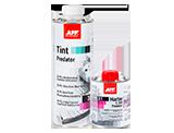 APP Tint Predator 3:1 + Harter Dwuskładnikowa poliuretanowa strukturalna powłoka ochronna + utwardzacz