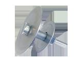 APP TM DS Trzpień mocujący dysk ścierny 13mm (mocowanie 6mm)