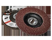 NTools LL 125 Flap disc for steel