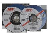 APP SDSS Tarcze do szlifowania stali