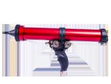NTools PWW 400 Pneumatyczny wyciskacz wielozadaniowy do kartuszy 310ml i saszetek 400ml z tłokiem teleskopowym