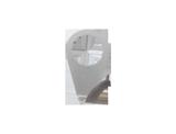 APP ODS 3 Ostrze haczykowate do piły do wycinania szyb 18mm