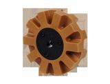 APP KK MBX Krążek do usuwania kleju i naklejek z adapterem do szlifierki SA 8516PCK/PNK