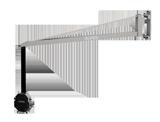 RUPES HB 3000 Wielofunkcyjne ramię uchylne z terminalem wiszącym EP3A