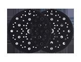 NTools PS 150  Przekładka do tarczy roboczej rzep J-Hook, grubość 0,3mm, 50 otworów (1szt.)
