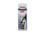 APP Finish Test Spray Preparation for assessing the accuracy of the surface after polishing