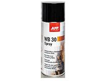 APP WB 30 Spray Odrdzewiacz z dwusiarczkiem molibdenu MoS2
