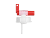 APP Screw Cup DIN61 Dosing stopper with a tap to the 25L and 30L containers