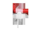 APP Screw Cup DIN61 Korek dozujący z kranem do pojemników 25L i 30L