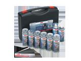 APP NTW Spray Zestaw aerozoli do napraw tworzyw sztucznych