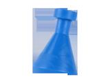 NTools TAB 1 Grzybek duży płaski do Glue Pullera niebieski