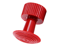 NTools TAB 5 Grzybek sferyczny okrągły d16 czerwony