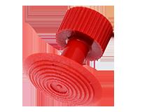 NTools TAB 9 Grzybek sferyczny okrągły d21 czerwony