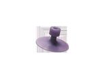 NTools TAB 12 Grzybek fioletowy okrągły płaski elastyczny d40