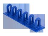 APP LWK 4 Listwa wyciągająca niebieska
