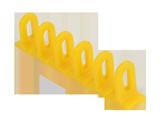APP LWK 5 Listwa wyciągająca żółta trójkątna