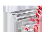 NTools PDR BASIC Zestaw 8 przyrządów do usuwania wgnieceń