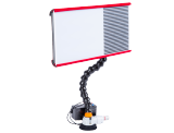 NTools LC 420 Shadow lamp with suction cup, 6 LEDs