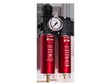 APP E32 A Kabinowy blok filtracyjny z regulatorem, manometrem i separatorem oleju
