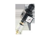 APP FRS+ Filtr powietrza z regulatorem oraz manometrem do maszyn pneumatycznych
