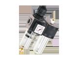 APP B1S+ Blok przygotowania powietrza (filtr+naolejacz) do maszyn pneumatycznych