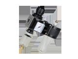 APP B2S Blok powietrza z naolejaczem, manometrem, regulatorem i rozgałęziaczem do maszyn pneumatycznych
