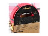 NTools AH 10 Antystatyczny przewód powietrza 8x15 ze złączami
