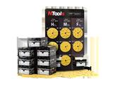 NTools HMF 7 System Zestaw materiałów ściernych+tablica HMF 7 System