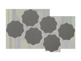 APP MX Płatki ścierne wodoodporne na klej