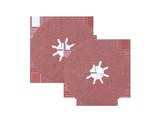 APP F541 Tarcze ścierne fibrowe