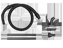NTools ZO VC50 Zestaw akcesoriów do odkurzania 5w1 do odsysacza NTools VC50E/EP + torba z suwakiem