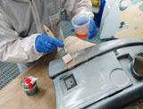 APP Fast Repair Zestaw naprawczy żywica + mata