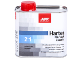 APP 2K HS Acryl Klarlack Matt 2:1+Harter Lakier bezbarwny akrylowy dwuskładnikowy matowy + utwardzacz